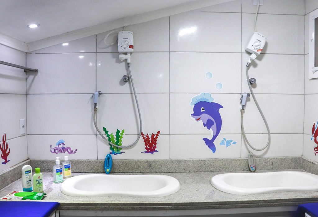 Banheiro Berçário 1